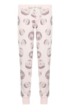 Primark - Cream Hedgehog Print Cuffed Leggings