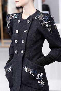 Défilé Chanel Haute Couture automne-hiver 2016-2017 34 #chanel #newseason #fall…