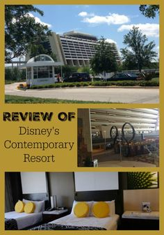 A Review of the Disney Contemporary Resort