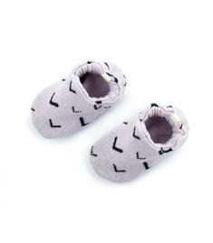 Zapato de gateoHuellas Rosa - Micu Micu Baby