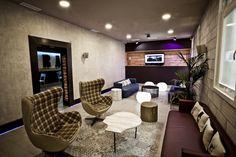 Colaboración de www.mueblesdelagranja.es para proyecto del estudio de decoración e Interiorismo La Credenza.