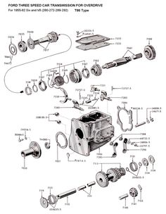 Richmond Transmission 1304010070 Manual Trans Assembly