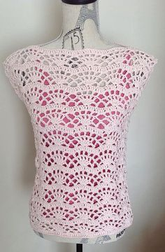 crochet tank top pattern, crochet top pattern, summer top pattern, summer crochet, crochet lace top, lace top pattern, tunic pattern