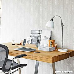 A Desk For A Residence Office - http://www.interiordesign-blog.co.uk/interior-design-ideas/a-desk-for-a-residence-office.html