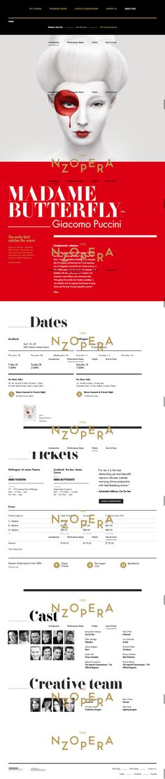 Madame Butterfly | NBR New Zealand Opera  http://nzopera.com/2013/madame-butterfly#introduction