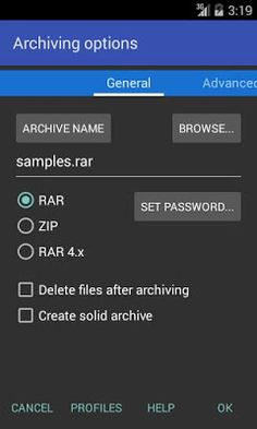 Download RAR (WinRAR) APK For Android Free For Mobiles And Tablets With A Direct Link.