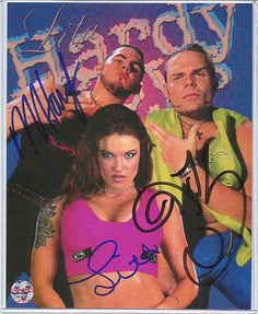 lita and the hardy boyz