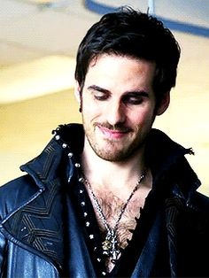 Hook and his Eyebrows!