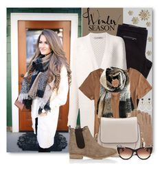 """Winter Season"" by brendariley-1 ❤ liked on Polyvore featuring Calypso St. Barth, Portolano, KC Jagger, Barneys New York, Marni and Thierry Lasry"