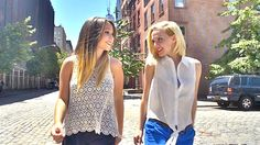 Demi Lovato - Made In The USA - Official Video Cover by Ali Brustofski & Madilyn Bailey