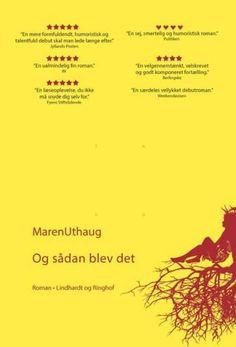 Læs om Og sådan blev det - roman. Udgivet af Lindhardt og Ringhof. Bogen fås også som E-bog eller Lydbog. Bogens ISBN er 9788711374863, køb den her