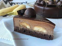 Kubánský dort - Víkendové pečení Ale, Cheesecake, Pudding, Sweet, Cupcakes, Recipes, Food, Deserts, Pies