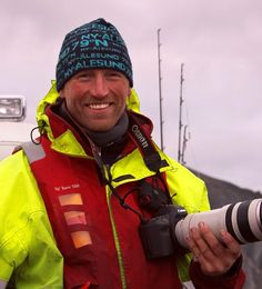 Arctic coast photography - Audun Rikardsen: About me