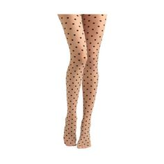 Jukebox Tights (€31) ❤ liked on Polyvore featuring intimates, hosiery, tights, accessories, legs, socks, leggings, women, sheer stockings and sheer white stockings