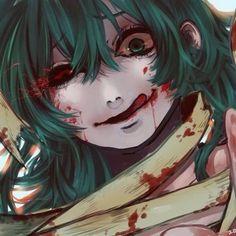 Eto Yoshimura -tokyo ghoul art ,so amazing. #EtoYoshimura #tokyoghoul #cosplayclass #anime