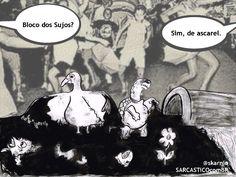 Bloco dos Sujos 2013 - Ascarel