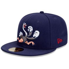 5bb1659bcd2c7 Reading Fightin Phils Authentic Alternate 1 Fitted Cap - MLB.com Shop  Baseball Cup
