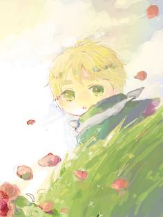 Young Arthur - Art by 肴