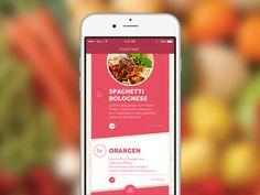 Food Sharing App by Rudolf