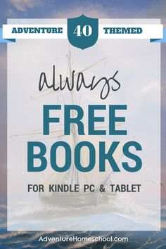 Always FREE Kindle Books about Adventure