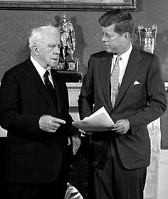 When power leads man towards arrogance, poetry reminds him of his limitations. When power narrows the area of man's concern, poetry reminds him of the richness and diversity of his existence. When power corrupts, poetry cleanses. --John F. Kennedy [tribute to Robert Frost]
