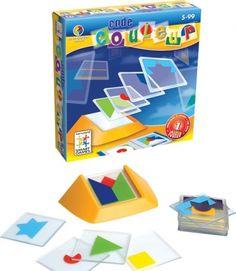 Code couleur   SmartGames - Jeux de réflexion pour un joueur (5-99 ans)