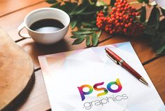 Realistic A4 Paper Mockup Free PSD | PSD Graphics