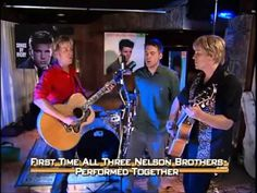 "MATTHEW, SAM & GUNNAR NELSON - ""Garden Party"" - (2005)"