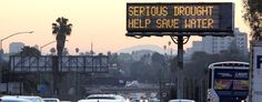 Celebrities play role in California drought awareness. (AP)