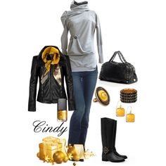 A fashion look from November 2012 featuring Ted Baker jackets, 7 For All Mankind jeans and Tory Burch boots. Browse and shop related looks.