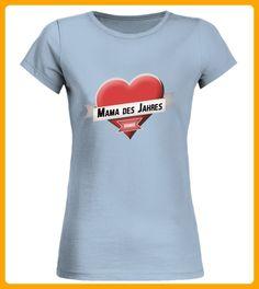 Mutter des Jahres - Muttertag shirts (*Partner-Link)