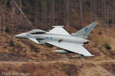 ZK333 'EH' RAF Typhoon 210213 by Mark Williamson1, via Flickr