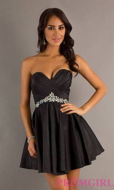 Nice Black short formal dresses 2018
