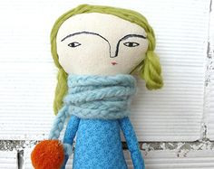 RESERVED FOR AUDREY. Please don't purchase. Rag doll on