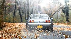 The Nissan Skyline; one of the most coveted imports of all time. It's fast, beautiful, and illegal – or at least it was illegal. Why was the Nissan Skyline illegal? Back in Nissan Skyline Gtr R33, Nissan R33, R33 Gtr, Japanese Cars, Dream Cars, Toyota, Honda, Audi, Jdm Cars