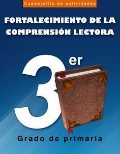 Cuadernos de lecturas para mejorar la comprensión lectora en alumnos de tercero, cuarto, quinto y sexto grado de primaria y todos los grados de secundaria