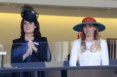 06-17-15 The York Princesses attend day 3, Royal Ascot