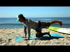 SUP Yoga: Power Phase