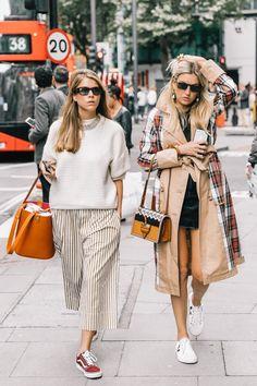 London SS18 Street Style III