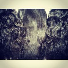 Our PerfecTress Euro Curl, Natural Body & French body wave #indianremy #weave #extensions #teamwags #wagmanhair