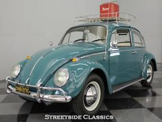 "have always wanted an old vw beetle...owned a new bug, loved it but had to sell it to be practical w/ needs for a larger vehicle...someday, maybe this will be my ""play car"""