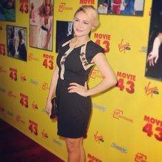#SamaireArmstrong in #lineanddot #colum black #dress #fashion #style - @thelineanddot- #webstagram