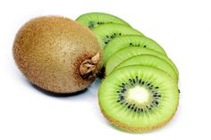 "Kiwi is an Asian fruit that takes its name from New Zealand's national bird.  (Both are small, brown, and fuzzy.)      Also known as ""the fruit of seven vitamins,"" Kiwi has incredible amounts of Vitamin C and Vitamin E.  We use Kiwi extracts in both Multi-Active Night Cream and new Double Serum, where it helps deliver nutrients straight into skin cells.      (We also like to use Kiwi in fruit salad, because it's delicious.)"