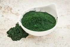 Healthy baking tip: Detoxify with spirulina powder