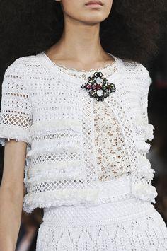 Oscar de la Renta - New York Fashion Week - Spring 2012