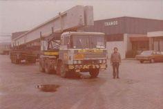 Verdwenen zwaartransport bedrijven: Tramos. Tramos was de eigen transportafdeling van Schokbeton. Begin jaren '80 werd Tramos overgenomen door Van Seumeren. Enkele jaren later ging het hele spul weer over naar Van der Meijden.