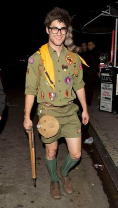 Moonrise Kingdom Halloween costume!