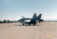 NAS Fallon, Nevada 1998