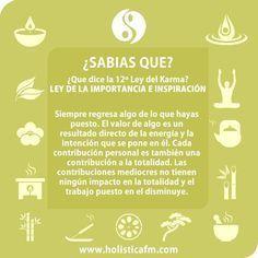 http://muhimu.es/diversidad/leyes-karma# #PilatesFrasesespanol