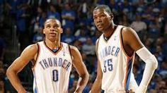 Nathaniel S. Butler/NBAE/Getty ImagesRussell Westbrook and Kevin Durant give the Thunder the potential to rise to the top of the West. John Hollinger shared his 2011 ...